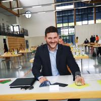 Kreisrat Jan-Michael Fischer, stellv. Fraktionsvorsitzender