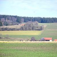 Landschaft im Landkreis Bayreuth